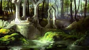 Ruins of Andum'qor by PHATandy on DeviantArt