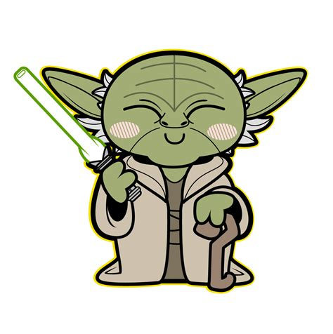 Starwars clipart yoda, Starwars yoda Transparent FREE for ...
