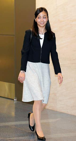 Royal Family Around the World: Princess Kako departs at ...