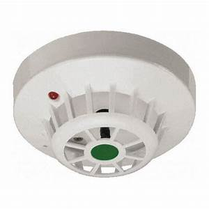 Rate Of Rise Heat Detector  Heat Detector System