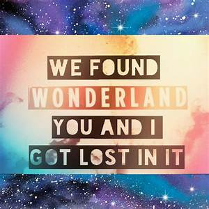 We found wonderland You and I got lost - image #2308113 by ...