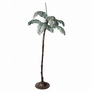 Palm tree floor lamp home ideas 2016 for Large tree floor lamp