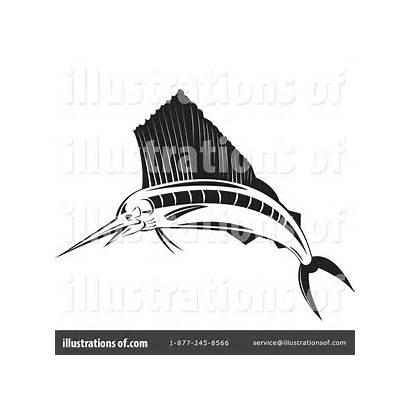 Marlin Clipart Illustration Patrimonio Royalty Rf
