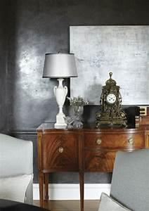 Wand Metallic Effekt : metallic wandfarbe f r ein luxuri ses ambiente in ihrer ~ Michelbontemps.com Haus und Dekorationen