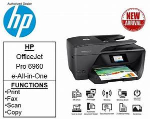 Hp Officejet Pro 6960 Manual Download