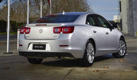 2013 Holden Commodore and Chevrolet SS: first look ...