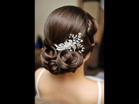 1000+ Ideas About Bridal Chignon On Pinterest