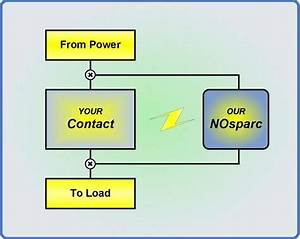 Nosparc Arc Suppression Products To Extend Relay