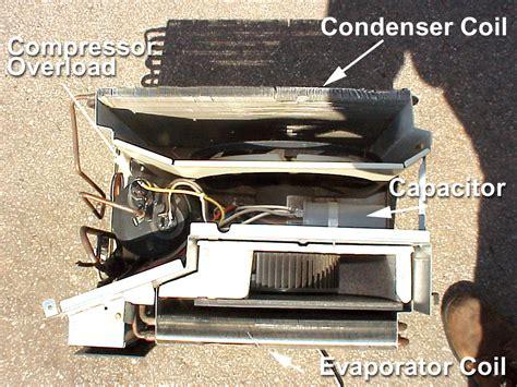 window ac air conditioner maintenance diagnostic chart american service dept