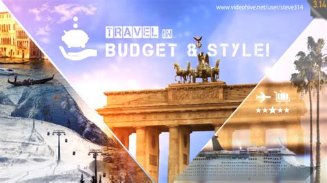 Travel Agency Tv Commercial By Steve314 Videohive
