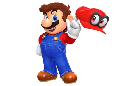 We have both versions from vanna and pinkie rose today. Super Mario Odyssey Windows 10 Theme - themepack.me