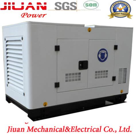 Silent Kva Three Phase Diesel Generator Wiring Diagram