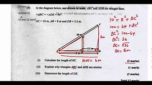 Cosc Past Exam Papers