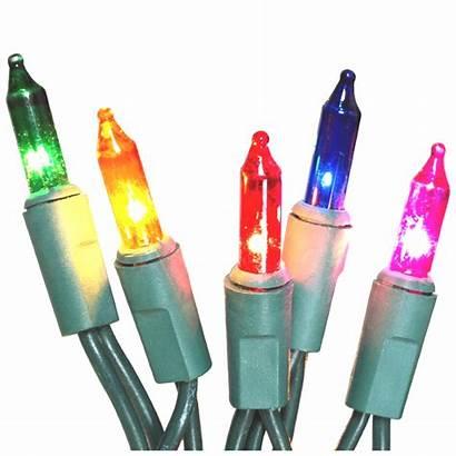 Christmas Lights Multi Series Bulbs Colored Bulb