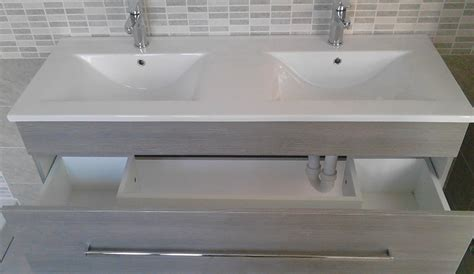 bagno doppio lavabo mobile bagno sirio doppio lavabo cm 120 con 2 colori e