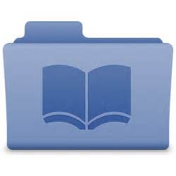 Libraries Folder Icon Pic