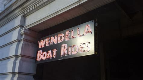 Wendella Boats Location by Company Sign At The Dock Wendella Boats Office Photo