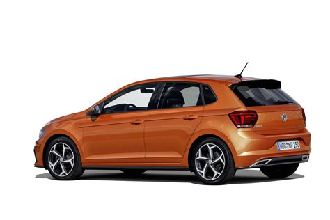 2018 Volkswagen Polo Isnt Coming To The Us Autoevolution