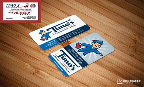 timos air conditioning heating kickcharge creative