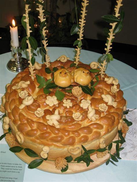 wedding bread korovai  wedding ukrainian easter