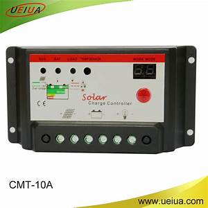 12v    24v 10a 20a Manual Pwm Solar Charge Controller Led