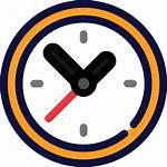 Clock Icon Circular Icons Flaticon Technology