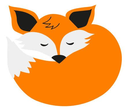 Included in the download is a.svg,.ai,.jpg, and silhouette file. Free Fox SVG Cut File | Craftables