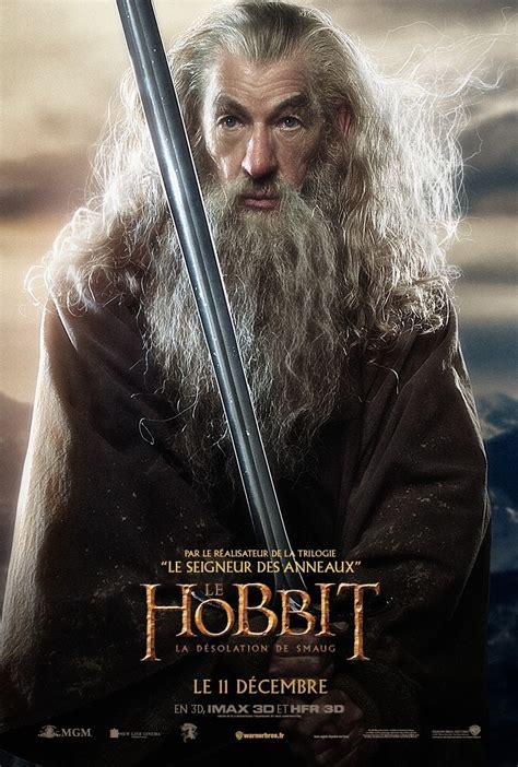 kinoposter zu der hobbit smaugs einoede  sf fande