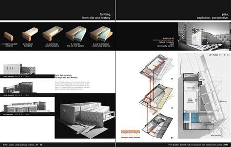 architecture portfolio sles architecture villa image architecture portfolio exles