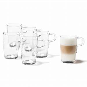 Leonardo Glaeser Set : cocktail gl ser leonardo henkelbecher loop glastasse gross 6er set f r latte macchiato ~ Whattoseeinmadrid.com Haus und Dekorationen