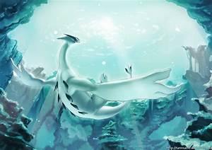 Pokemon Wallpapers Lugia - Wallpaper Cave