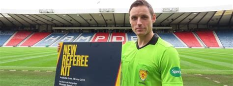 New Scottish FA Referee kit available to pre-order