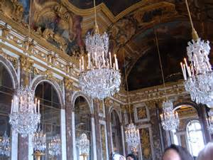 Palace of Versailles Hall of Mirrors Chandeliers