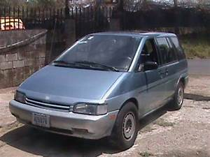 Nissan Axxess 1990  Review  Amazing Pictures And Images  U2013 Look At The Car