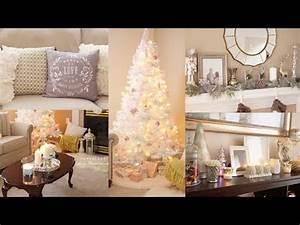 Christmas Decorations Living Room Tour 2014