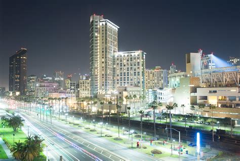 Downtown San Diego - Bing images