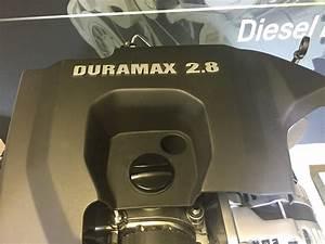 Colorado U0026 39 S 2 8l Turbo