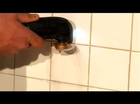 how to remove replace one bathroom tile ceramic tile