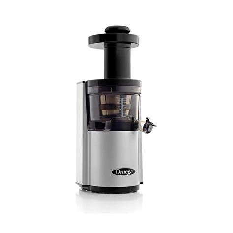 omega juicer vertical reconditioned juicers refurbished certified silver amazon