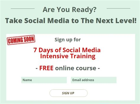 social media certificate free how to use lists to engage your audience