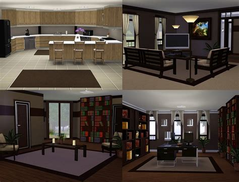 Sims 3 Home Interior : Sims 3 Houses Interior
