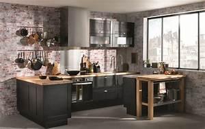 Element De Cuisine Conforama : cuisine montmartre de conforama ~ Premium-room.com Idées de Décoration