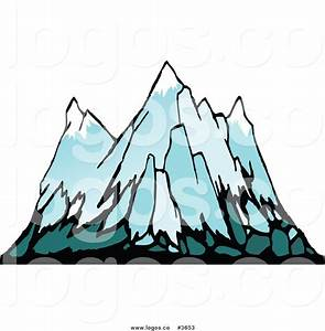Snowy Mountain Clipart - Clipart Suggest