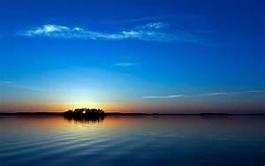 Blue Sunset Wallpapers   HD Wallpapers   Sunset Wallpaper ...