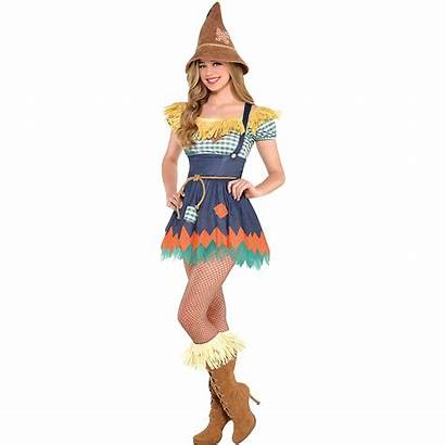 Scarecrow Wizard Oz Costume Adult Costumes Halloween