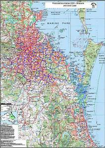 Brisbane Searchable Map Organisational License