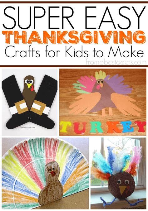 thanksgiving crafts for toddlers easy thanksgiving crafts for on s library 5563
