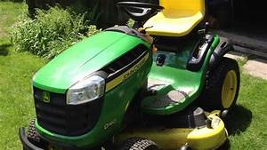 How To Disable John Deere  Rio  Switch