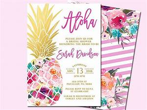 best 25 hawaiian invitations ideas on pinterest luau With wedding shower invitations hawaiian theme