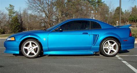bright atlantic blue  roush limited edition